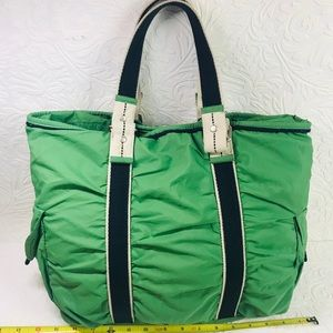 Old navy Green tote shoulder bag